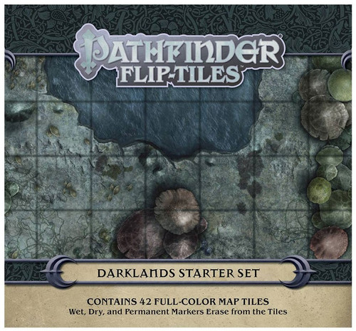 Pathfinder Darklands Starter Set Flip-Tiles