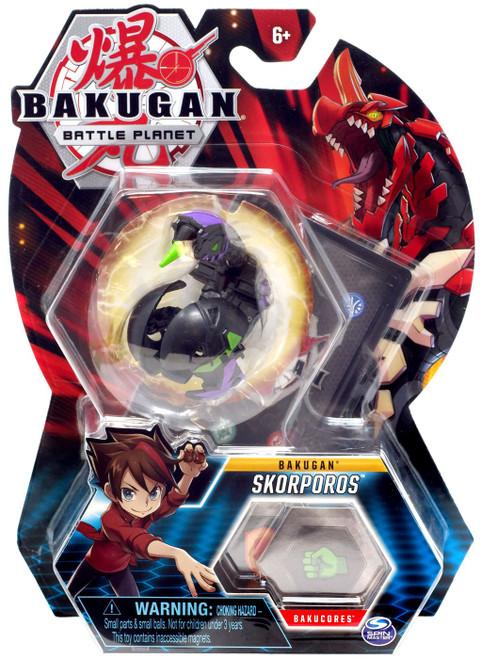 Bakugan Battle Planet Bakugan Skorporos