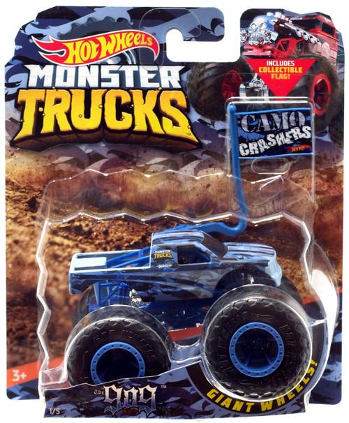 Hot Wheels Monster Trucks The 909 Diecast Car [1:64]