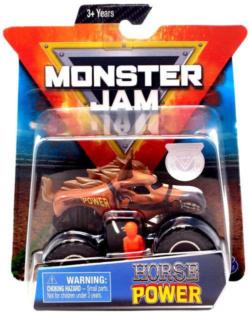 Monster Jam Horse Power Diecast Car