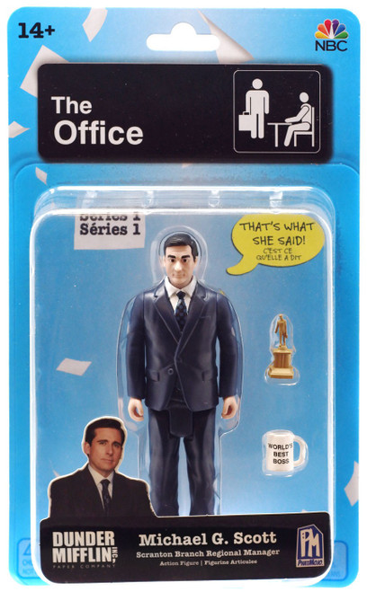 The Office Michael G. Scott Action Figure