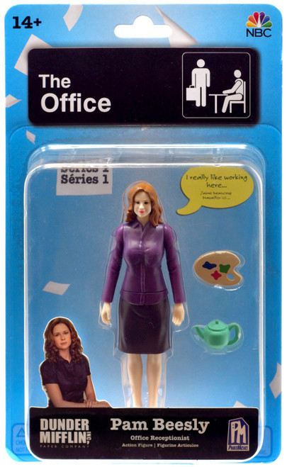 The Office Pam Beesly Action Figure