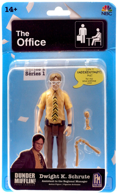 The Office Dwight K. Schrute Action Figure