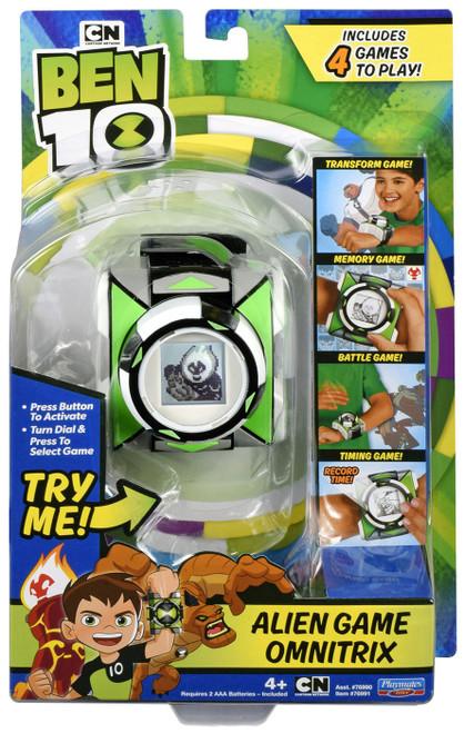 Ben 10 Alien Game Omnitrix Roleplay Toy