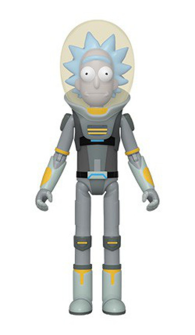 Funko Rick & Morty Space Suit Rick Action Figure