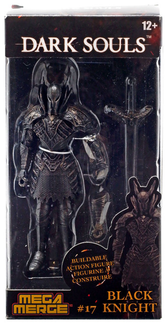 Dark Souls Black Knight Action Figure #17