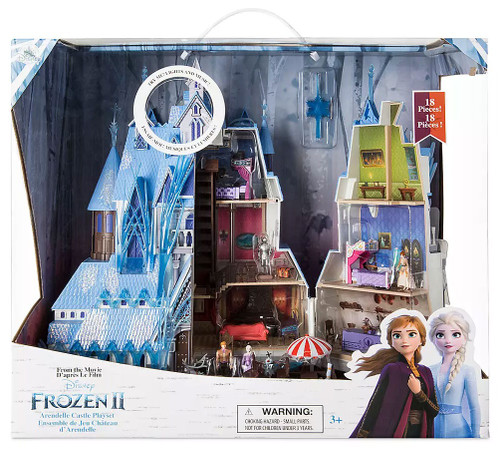 Disney Frozen 2 Arendelle Castle Exclusive Playset