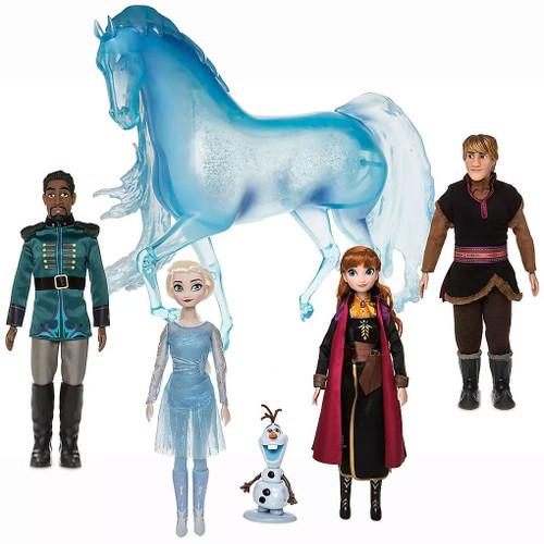 Disney Frozen 2 Frozen 2 Deluxe Exclusive 12-Inch Doll Set