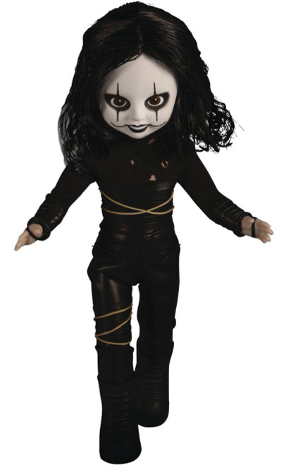 Living Dead Dolls LDD Presents The Crow 10-Inch Doll