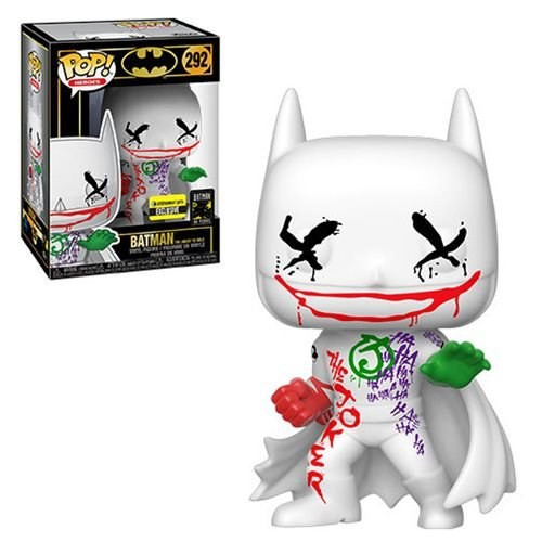 Funko POP! Heroes Jokers Wild Batman Exclusive Vinyl Figure #292