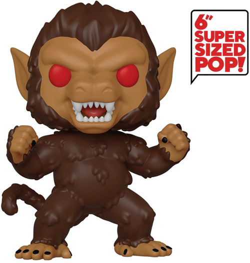 Funko Dragon Ball Z POP! Animation Great Ape Goku Exclusive 6-Inch Vinyl Figure [Super-Sized]