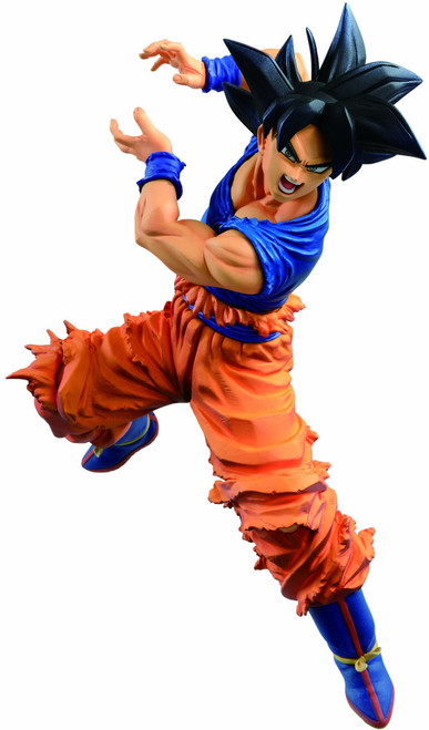 Dragon Ball Ichiban Son Goku 6.7-Inch Collectible PVC Figure [Dokkan Battle]