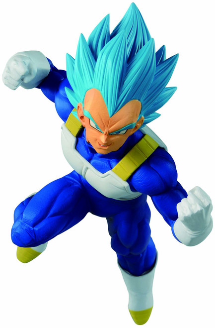 Dragon Ball Ichiban SSGSS Vegeta 7-Inch Collectible PVC Figure [Dokkan Battle]