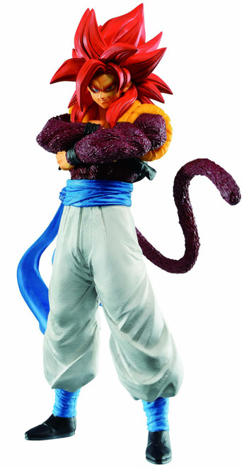 Dragon Ball Ichiban Super Saiyan 4 Gogeta 7.8-Inch Collectible PVC Figure [Dokkan Battle]