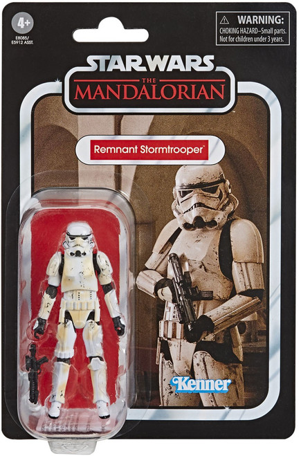 Star Wars The Mandalorian Vintage Collection Remnant Trooper Action Figure