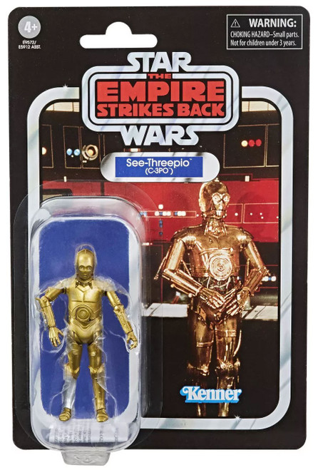 Star Wars Empire Strikes Back Vintage Collection C-3PO Action Figure