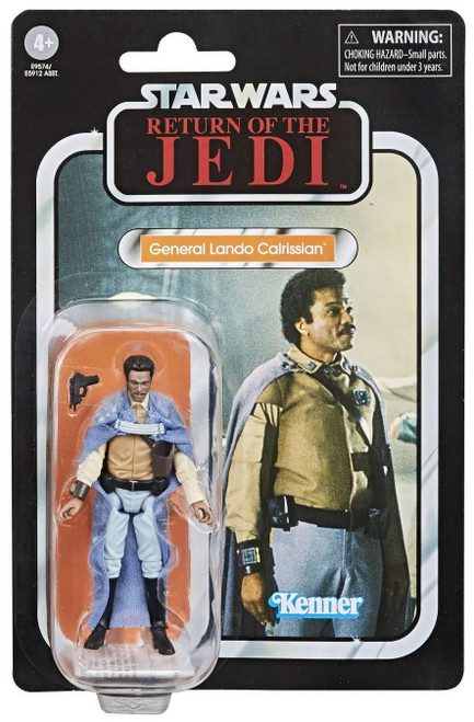 Star Wars Return of the Jedi Vintage Collection General Lando Calrissian Action Figure