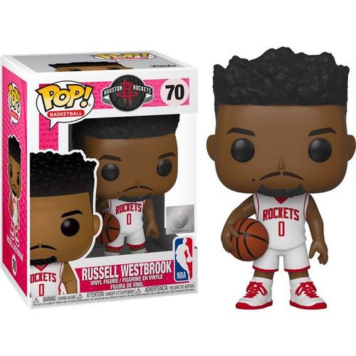 Funko NBA Houston Rockets POP! Sports Basketball Russell Westbrook Vinyl Figure #70 [Rockets]