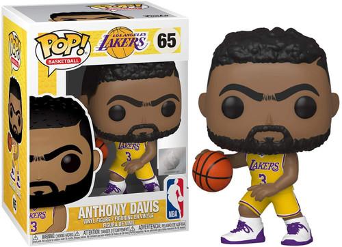 Funko NBA Los Angeles Lakers POP! Sports Basketball Anthony Davis Vinyl Figure