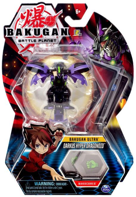 Bakugan Battle Planet Battle Brawlers Ultra Darkus Hyper Dragonoid
