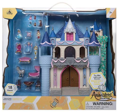 Disney Princess Cinderella Animators' Collection Deluxe Castle Exclusive Playset