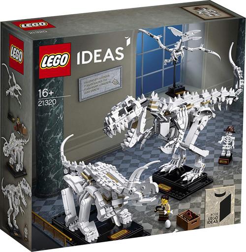 LEGO Ideas Dinosaur Fossils Set #21320