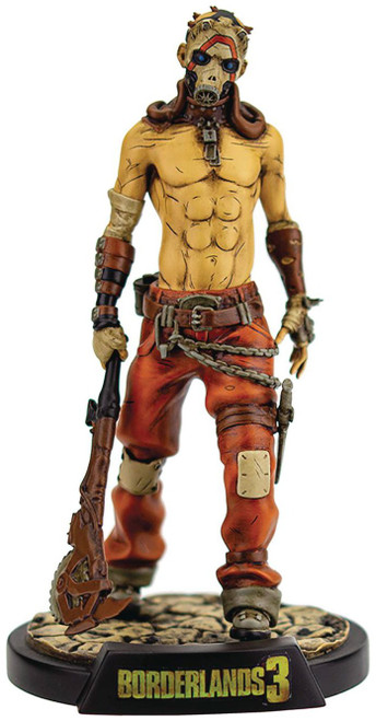 Borderlands 3 Male Psycho Bandit 7-Inch Collectible Vinyl Figure