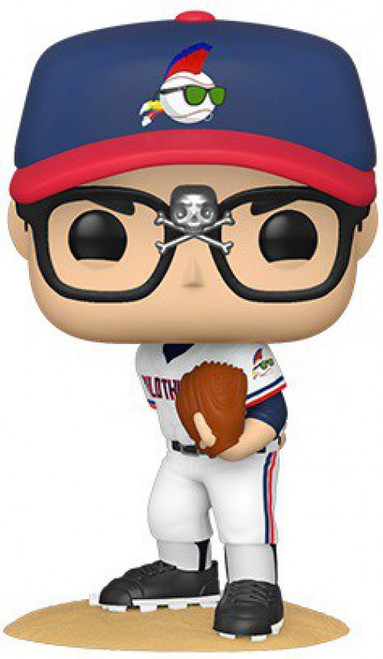 Funko Major League POP! Movies Ricky Vaughn Vinyl Figure #886 [With Glasses, Chase Version]