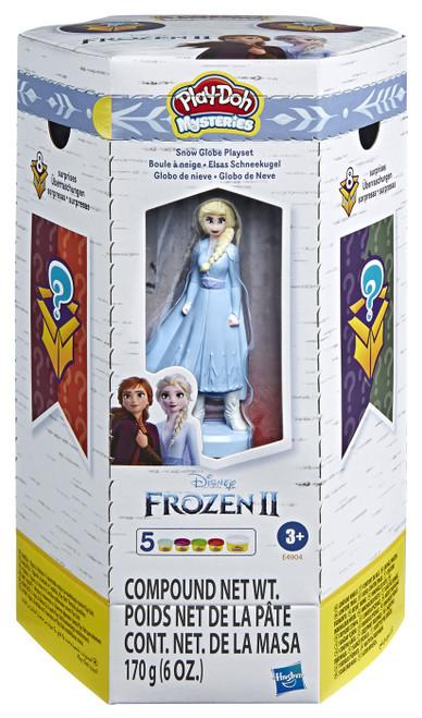 Disney Frozen 2 Play-Doh Mysteries Snow Globe Playset