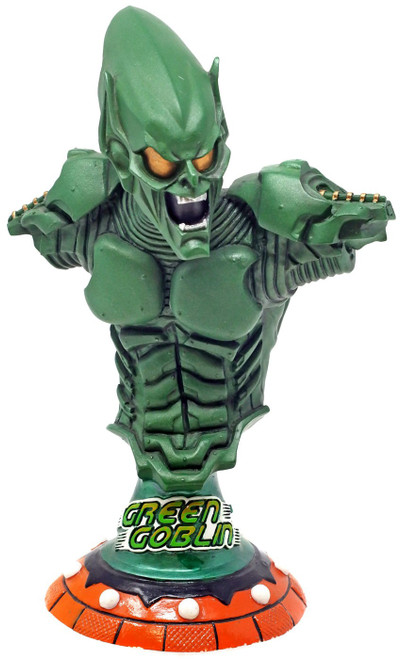 Spider-Man Movie Factory X Green Goblin 6-Inch Mini Bust [Moderate shelf wear]