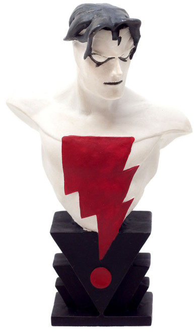 Madman Mini Bust [Autographed By Randy Bowen] [Moderate shelf wear]