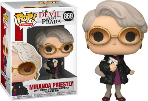 Funko The Devil Wears Prada POP! Movies Miranda Priestly Vinyl Figure #869