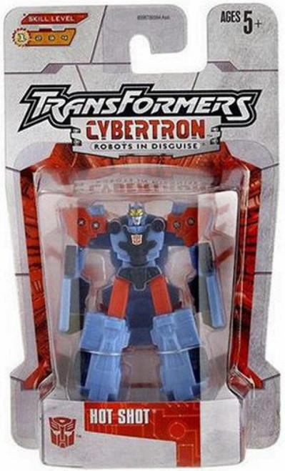Transformers Cybertron Legends Hot Shot Legend Action Figure