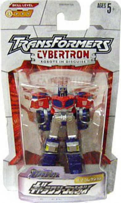 Transformers Cybertron Galaxy Force Optimus Prime Action Figure EZ-01 [Japanese]