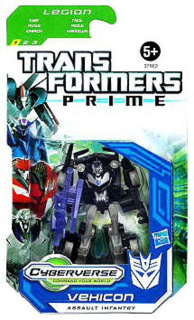 Transformers Prime Cyberverse Vehicon Legion Action Figure [Assault Infantry]