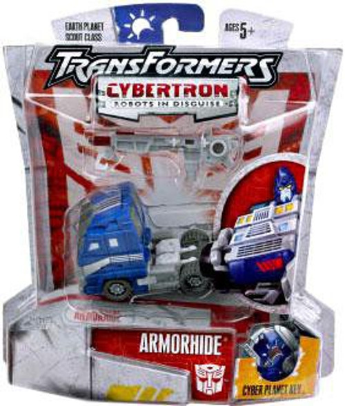 Transformers Cybertron Scout Armorhide Scout Action Figure