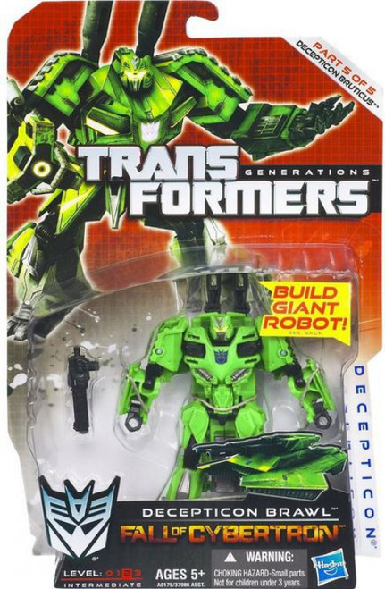 Transformers Generations Fall of Cybertron Decepticon Brawl Deluxe Action Figure