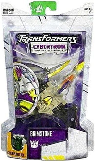 Transformers Cybertron Brimstone Deluxe Action Figure [Damaged Package]