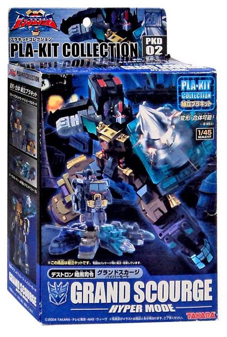 Transformers Cybertron Grand Scourge Hyper Mode 1:4 Model Kit PDK 02
