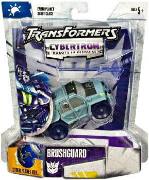 Transformers Cybertron Scout Brushguard Scout Action Figure