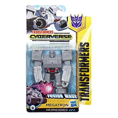 Transformers Cyberverse Megatron Scout Action Figure [Fusion Mage]