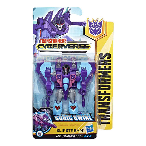 Transformers Cyberverse Slipstream Scout Action Figure