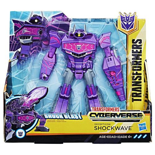 Transformers Cyberverse Shockwave Ultra Action Figure [Shock Blast]