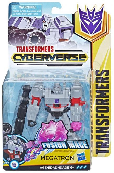 Transformers Cyberverse Megatron Warrior Action Figure