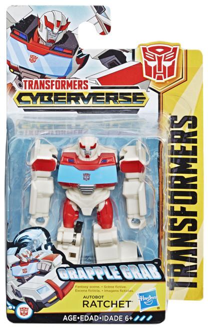Transformers Cyberverse 8 Ratchet Scout Action Figure
