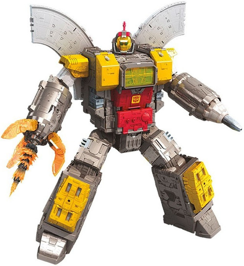 Transformers Generations War for Cybertron: Siege Omega Supreme Titan Action Figure WFC-S29