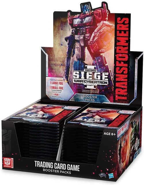 Transformers Generations War for Cybertron Siege Booster Box [30 Packs]