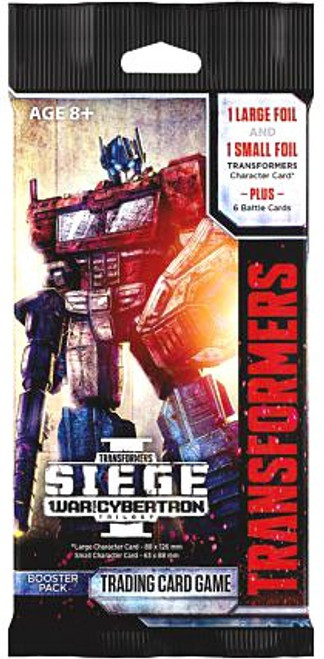 Transformers Generations War for Cybertron Siege Booster Pack