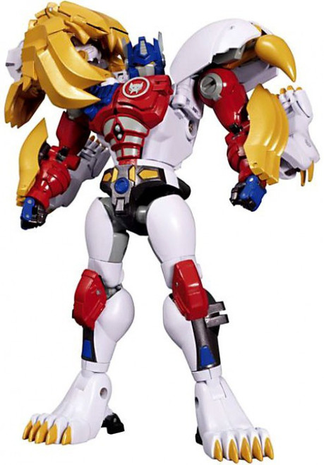 Transformers Masterpiece Series Lio Convoy Action Figure MP-48 [Cybertron Buster, Lio Beam & Lio Missiles]