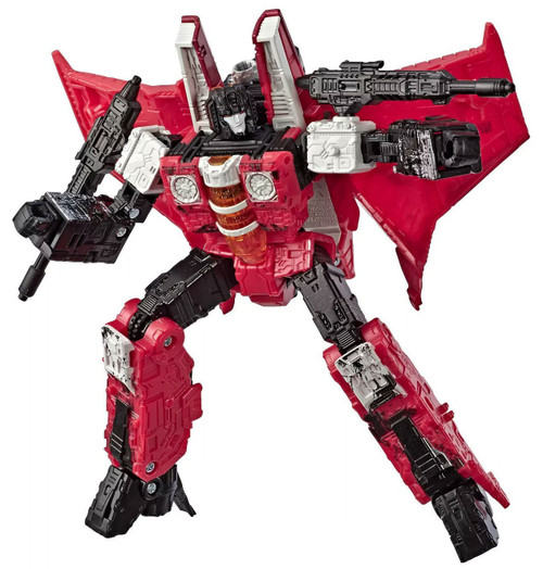 Transformers Generations Selects Red Wing Exclusive Voyager Action Figure